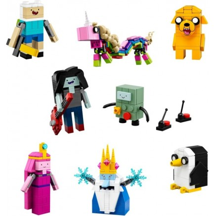 21308 IDEAS? Adventure Time - FUORI CATALOGO