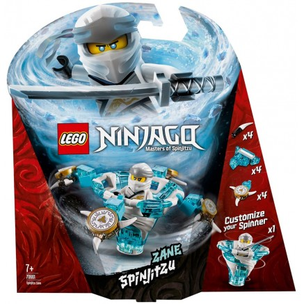 70661 NINJAGO Zane Spinjitzu NEW 01-2019