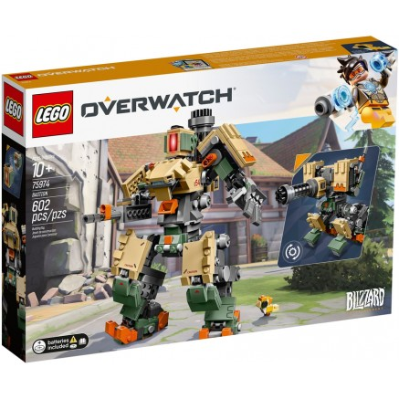 75974 OVERWATCH Bastion