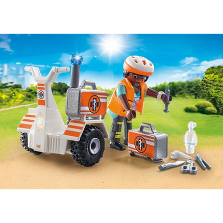 70052 BALANCE SCOOTER NEW 02-2019