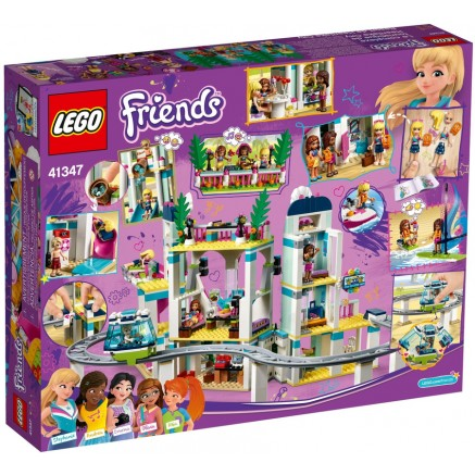 41347 FRIENDS Il resort di Heartlake City