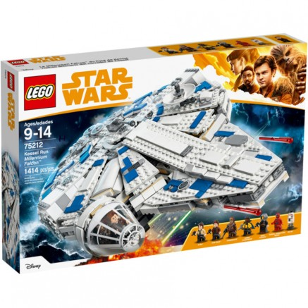 75212 STAR WARS Kessel Run Millennium Falcon